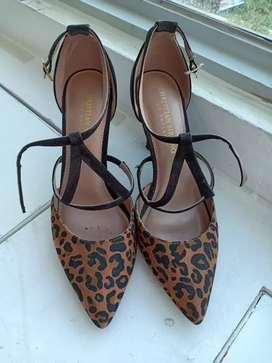 Sepatu merk CHRISTIAN SIRIANO beli dikonter payless dimall uk 37-38
