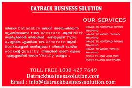 Data Entry Job In Kerala