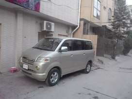 Suzuki APV 2006 model .All good condition . 8seter pass private.