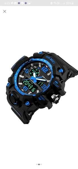 Wrist watch Skmei original packed(cod)