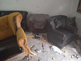RG-SOFA/Servis Semua jenis jenis sofa rusak