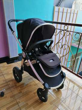 Baby Stroller Mamas and Papas Ocarro Mulus Custom