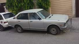 Toyota Reconditioned1986model74