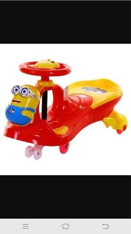 Captain america minion rideon car