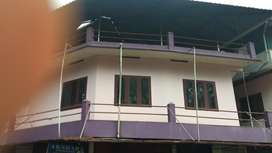 1000 sqft house for rent at Thodupuzha