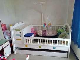 BOX bayi aTAU RANJANG Baby max 5thn
