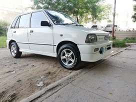 Suzuki mehran VXR Total genuine almost