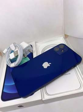 APPLE I PHONE 12-64GB BRAND NEW CONDITION WITH APPLE WARRENTY ₹
