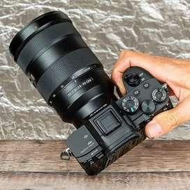Camera for rent Sony alpha mark 3