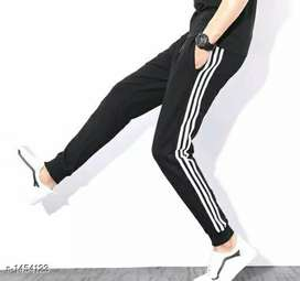 Stylish Solid Track Pants