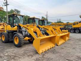 Dealer Alat Berat Wheel Loader Powerful Murah di Bolaang Mongondow