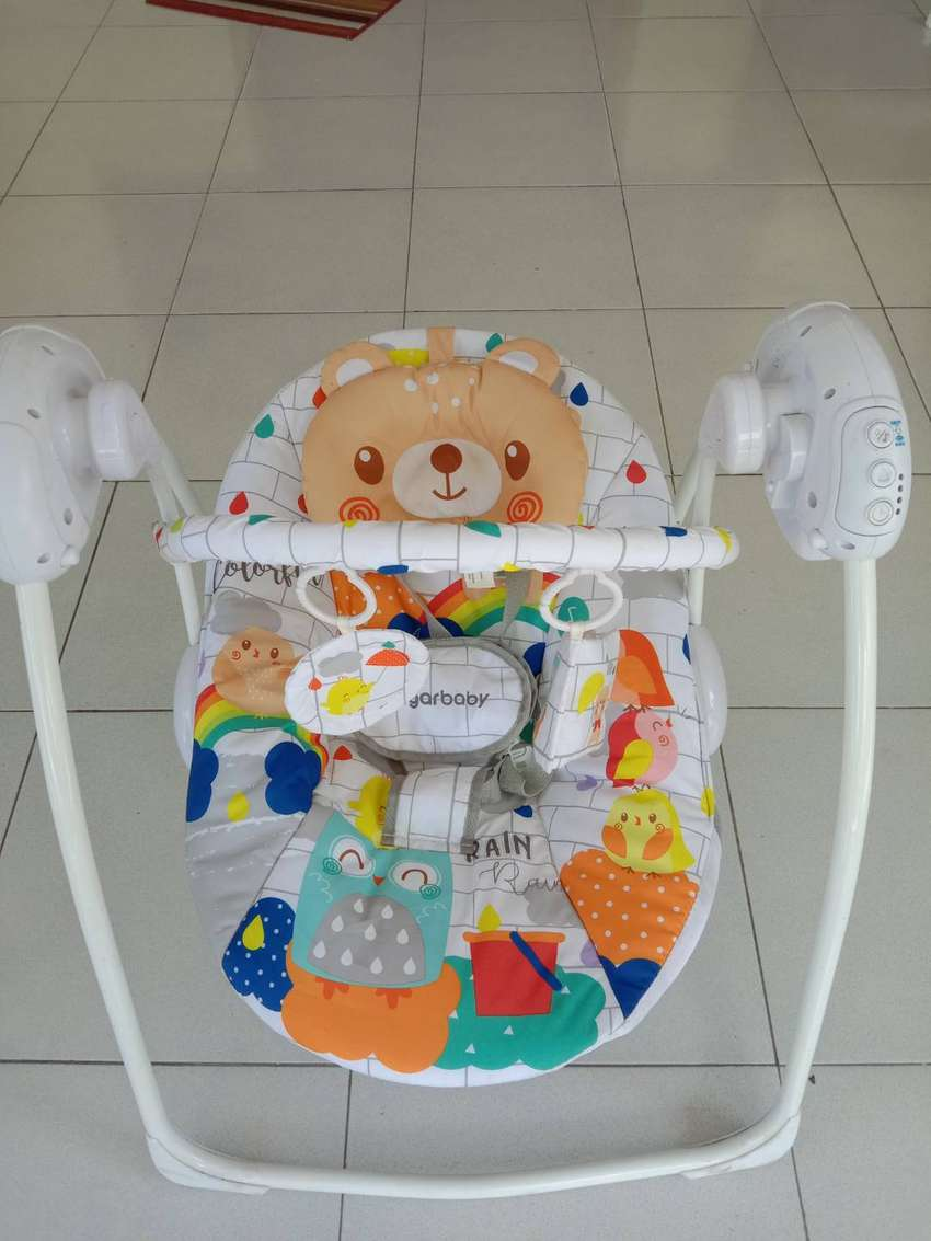 babyswing bouncer sugarbaby 0