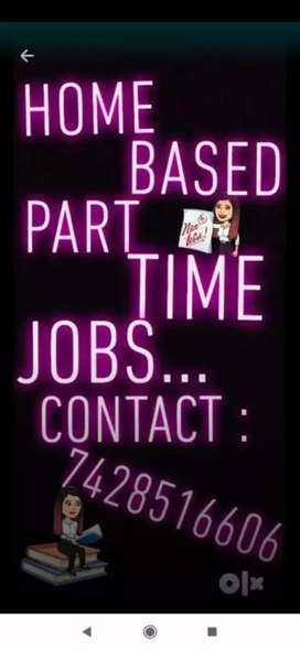 No need install software, part time job available here...