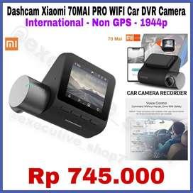ORI Dashcam Xiaomi 70MAI PRO Wifi Car DVR Camera - International