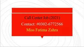 Hiring staff for call centre
