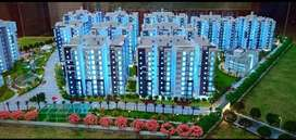 Center of LBnagar Apartment in gated community all luxury facilities