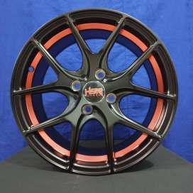velg mobil racing jazz brio ayla mobilio ring15 lobang 4x100 & 4x114,3