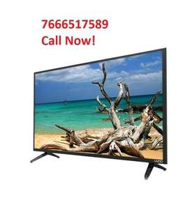 """Flat discount 40"""" smart full HD LED Tv with Bluetooth on sale"""
