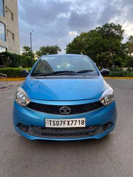 Tata Tiago 2017 Diesel With Valid Insurance