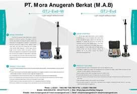 Light Weight Deflectometer (LWD)