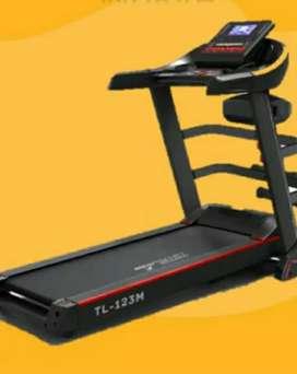 New Treadmill Elektrik Total TUWAGA