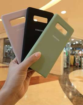 Back Case Silikon Cover Galaxy Samsung note 8