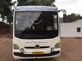Heavy License Passengers bus Drivers immediately joining