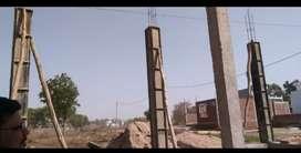 It is semi constructed .chat nahi padi hai.structure tayar hai.