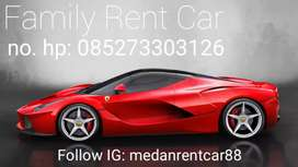 Family rent car