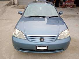 Honda Civic 2003 Prosmetic Orial UG