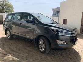 Toyota Innova Crysta 2019 Diesel 28000 Km Driven