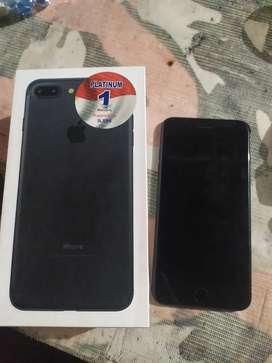 jual bekas Iphone 7+