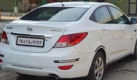 Hyundai Fluidic Verna 1.6 VTVT SX, 2012, Diesel