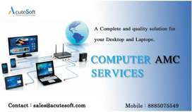 Sale & Services of all type of  Computer&Prn.