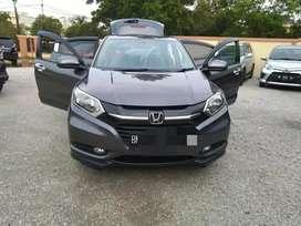 Honda hrv metic