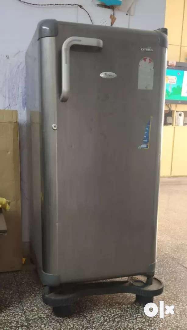 Whirlpool genius fridge 0