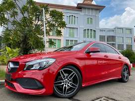 CLA200 Sport AMG 2017 Nik17 Facelift Red Km10rb Panoramic#BEST OFFER!!