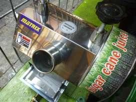 (SWADAYA TEKNIK JOGJA) Mesin press tebu/giling tebu diambil sarinya