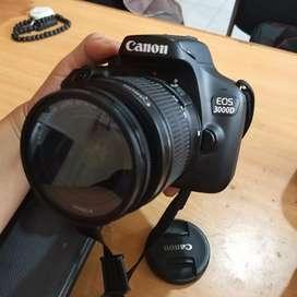 Canon eos 3000d termurah