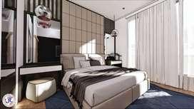 Interior kamar set harga terjangkau