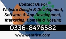 WEBSITE DESIGN/DEVELOPMENT | SEO | GRAPHIC DESIGNING | MARKETING|
