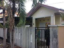 Rumah sederhana di tengah Kota Gorontalo