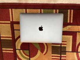 Macbook pro ( 13inch , 2017 manufactured , 2019 purchased