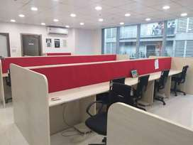 Beautifully furnished office for rent in Rupa Solitaire Mahape.