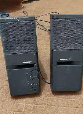 Bose Genuine woofers Speaker (imported) for computer & cars. AC+DC