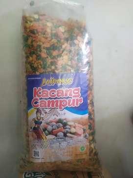 Kacang jaipong mix 4 kg