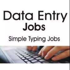 Data Entry Works