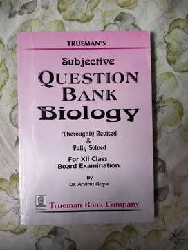 Subjective Question Bank Biology