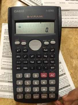 Kalkulator casio fx82MS