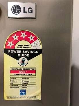 LG 468 liter double door Refrigerator